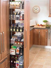 Pull Out Larder - Full Extension