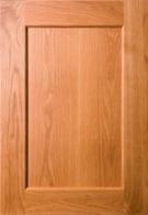 Solid Wood Shaker Door